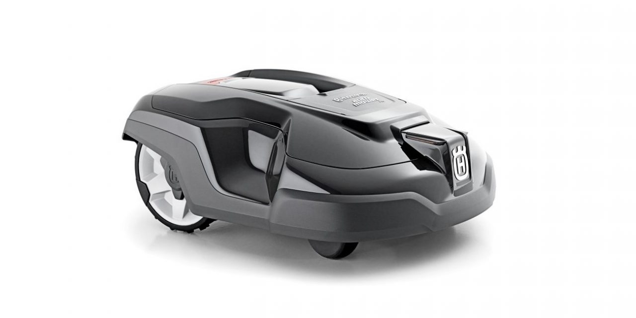 Husqvarna Automower 310 Review