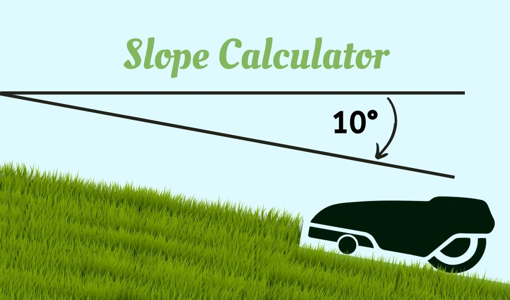 Lawn Slope Calculator