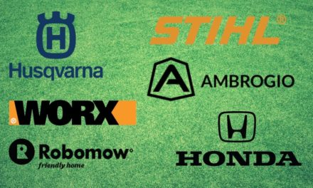 All Robot Mowers of 2020