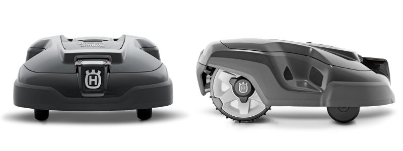 Husqvarna automower 310 design