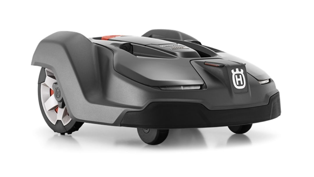 Husqvarna Automower 450x Review