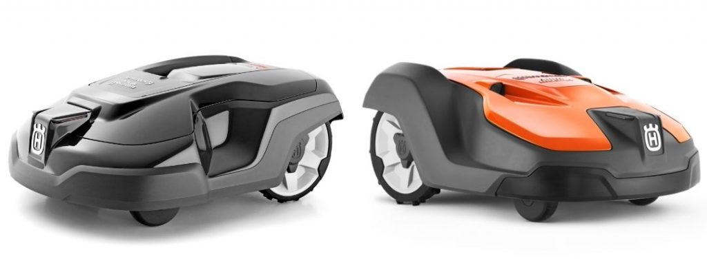 commercial robotic mower